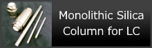 Monolithic Silica Column for LC
